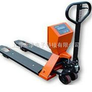 电子地磅秤,贵州YCS-2吨叉车电子秤价格∑配带合格证书∑