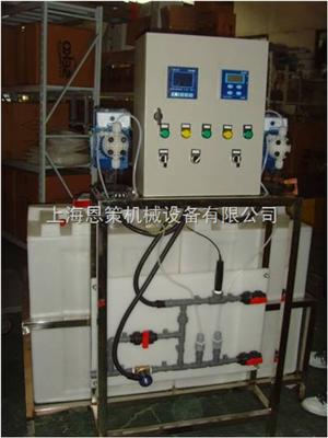 ECCT-200P-2P-AMEC小型循环水加药装置