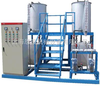 ECCT-200PB300-2P-AMEC全自动加药装置