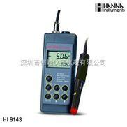HI9143 溶解氧测定仪|哈纳HANNA HI9143 便携式防水溶解氧测定仪