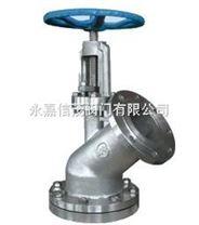 下展式保温放料阀/BFL45W下展式保温放料阀