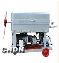 板框滤油机 板框式滤油机 板框式加压滤油机