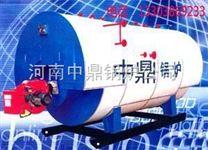燃煤4吨卧式全自动蒸汽锅炉蒸发量是多少