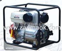 4寸本田GX340汽油动力泥浆泵,上海赞马厂家直销