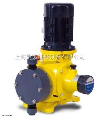 美国米顿罗GM系列机械隔膜计量泵