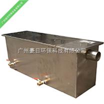 广州厨房油水分离器*绿河环保