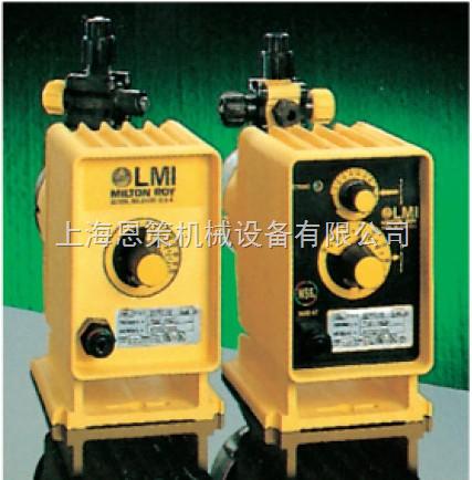 米顿罗电磁驱动隔膜计量泵P系列