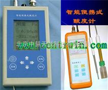 智能便携式酸度计/PH计型号:ZKNT-QX6530