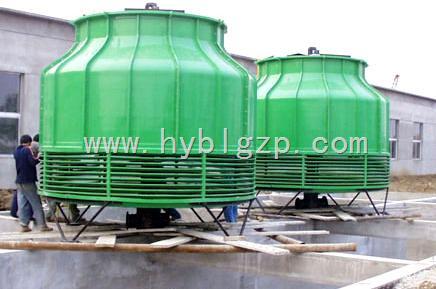 gbnl3系列圆形逆流式冷却塔-北京泰兴玻璃钢制品有限