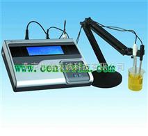 台式精密酸度计型号:BYJHK-3C