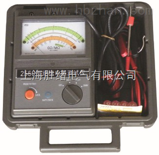 BC2000绝缘表/绝缘电阻测试仪