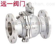 上海阀门不锈钢天然气球阀Q41F-16P