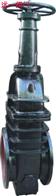 MZ44W-2手动明杆城市煤气快速启闭闸阀
