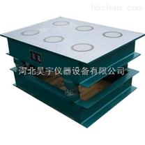 砌牆磚磁盤振動台,砌牆磚抗壓試模磁力振動台生產廠家