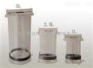 污水采样  聚创800型有机玻璃采样器