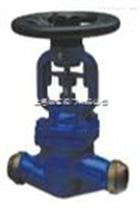 對焊波紋管截止閥WJ61H,焊接波紋管截止閥