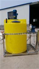 四川西昌二氧化氯发生器加药装置