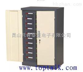 張家港30抽附門零件柜常熟30抽帶門帶鎖零件整理柜