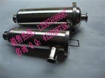 宏源提供耐腐蚀不锈钢卫生级快装管道过滤器