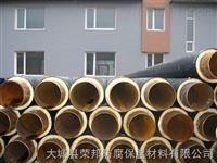 钢套钢保温管生产