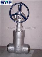 Z561Y壓力自密封傘齒輪閘閥