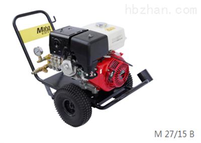 FS 15/27 B E富森汽油机高压清洗机 水泥厂换热器及冷凝器清洗