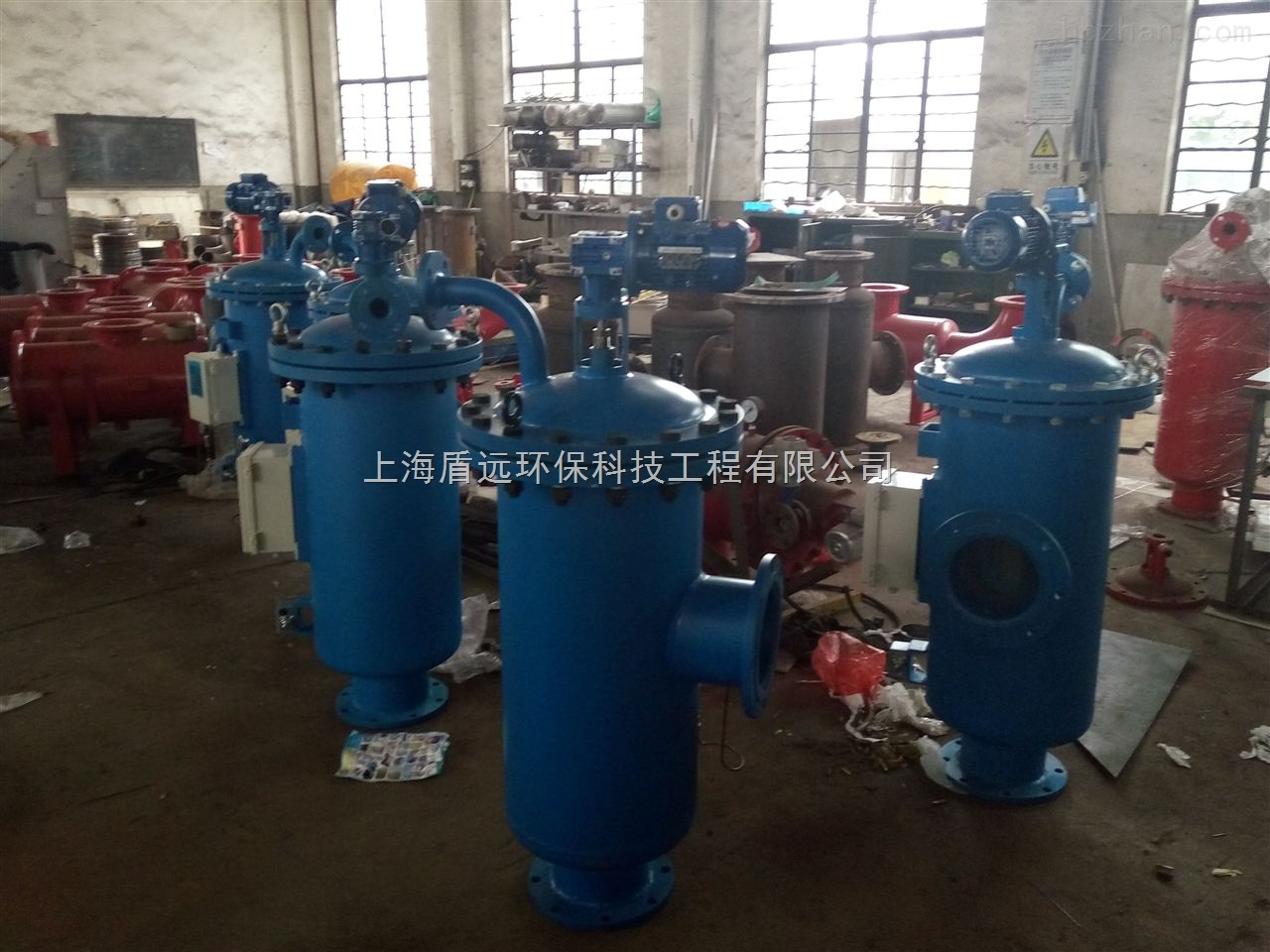DYDSL-200农业灌溉过滤器