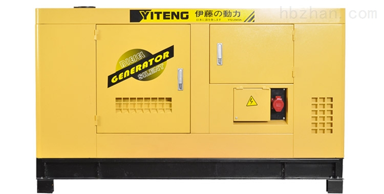 上海40KW静音柴油发电机现货