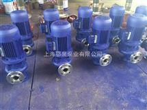 GW型立式无堵塞管道式排污泵