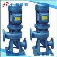 LW无堵塞立式排污泵产品特点
