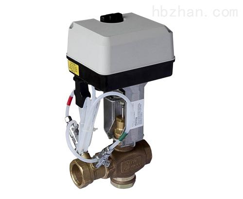 进口平衡电动调节阀-霍尼韦尔电动阀