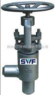 J64W角式对焊截止阀