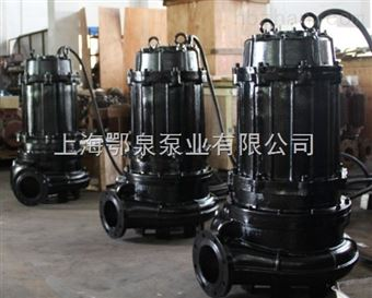 EQWQS雙吸式潛水排污泵