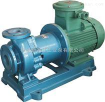 CQB氟塑料磁力泵(防爆磁力泵)
