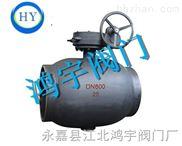 涡轮焊接球阀