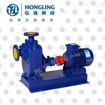 32ZW20-12自吸泵排污泵原理