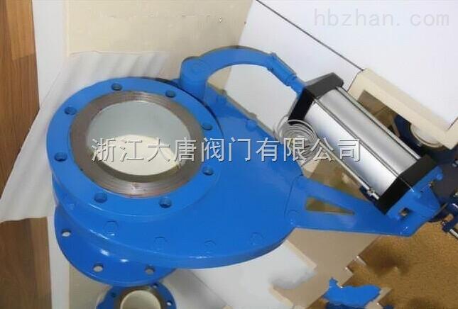 摆动式陶瓷进料阀-单闸板闸阀-耐磨旋转阀