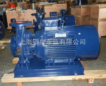 ISW65-160A单级单吸卧式离心泵