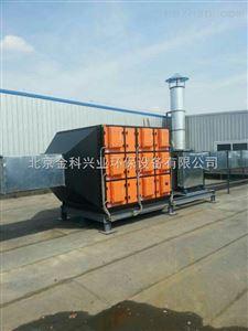 橡胶PVC油雾废气回收净化装置