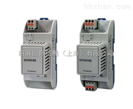 西门子供热控制器Climatix™的通讯模块  POL902.00
