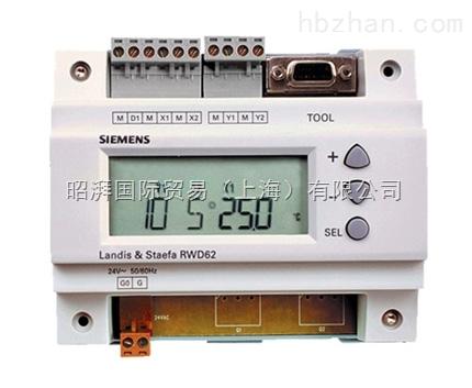西门子控制器 RWD62