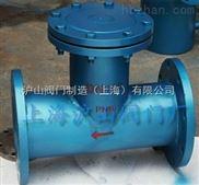 T型管道过滤器-上海沪山阀门