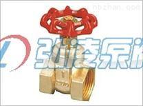 供应Z15W铜阀门,黄铜丝口闸阀