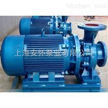 厂家直销不锈钢防爆型卧式单级管道离心增压泵型号结构图