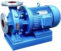 不鏽鋼臥式管道泵ISWH型離心泵
