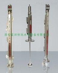 UXJ磁翻板液位计-顶盖内油液位监测