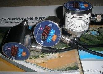 【恒远水电站】FR12N数显流量开关FR12N热导数显流量开关厂家直销