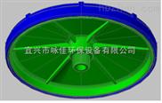 膜片式曝气头