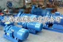 ISW型不鏽鋼臥式管道泵