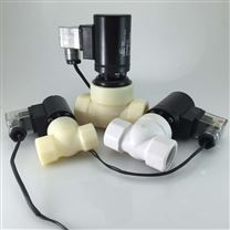 AOPON防腐塑料電磁閥ABS